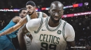 Tacko Fall activated with Enes Kanter ruled out vs. 76ers