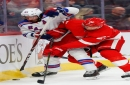 Detroit Red Wings come up inches short vs. Rangers, 1-0, for 8th straight loss