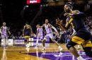 Men's Basketball falls to West Virginia on the road
