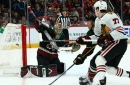 Antti Raanta, Arizona Coyotes come up short in shootout loss to Chicago Blackhawks