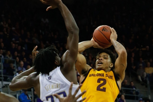 ASU Basketball: Sun Devils grab much needed victory with commanding 87-83 win over Washington