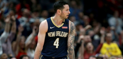 NBA Rumors: Sixers Could Acquire J.J. Redick From Pelicans For Josh Richardson, 'Bleacher Report' Suggests