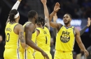 Draymond Green plays the villain and 3 more takeaways from the Warriors' win over the Cavaliers