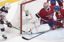 Dubois Has 3 Points to Help Blue Jackets Defeat Canadiens 4-3