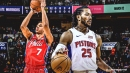 Sixers' Zhaire Smith mentioned in possible trade packages for Pistons' Derrick Rose