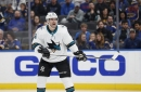 Sharks' Patrick Marleau discusses hit by Lightning defenseman