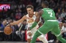 Gordon Hayward and Celtics hold off late Hawks charge 123-115