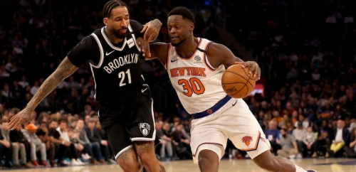 NBA Rumors: Knicks & Hornets Reportedly Discussing Trade Involving Julius Randle & Terry Rozier