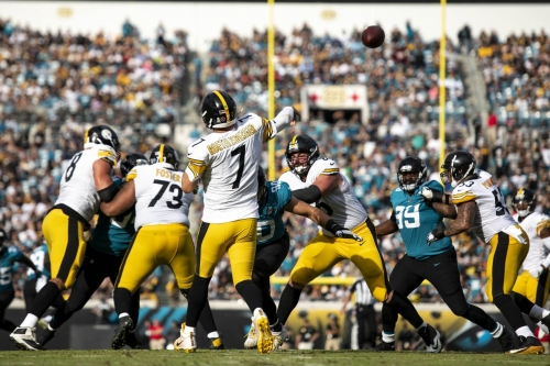 Steelers will be playing the Jaguars in Florida in 2020, not in the United Kingdom