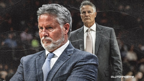 Brett Brown's seat is getting hotter with Sixers