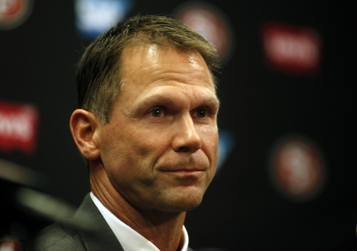 Former 49ers GM Trent Baalke has a new job with Jaguars
