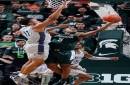 Cassius Winston misses twice late in Michigan State's 75-70 loss to Penn State