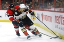 Rickard Rakell provides the difference as Ducks down Sens in shootout