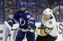 Stamkos Leads Lightning to 4-2 Win Over Golden Knights