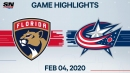 Werenski scores in overtime as Blue Jackets down Panthers