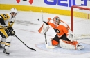 Brian Elliott has been huge for the Flyers since Carter Hart's injury