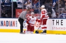 Detroit Red Wings' Anthony Mantha calls punctured lung as the 'worst pain I have been in'