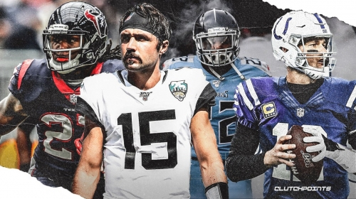 AFC South: 4 Bold Predictions for the offseason
