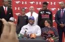 Former Texas SDE pledge Princely Umanmielen signs with Florida