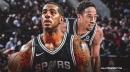 RUMOR: Spurs will likely keep LaMarcus Aldridge, DeMar DeRozan after exploring trades