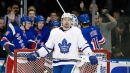 Kreider returns, sparks Rangers to victory over Maple Leafs