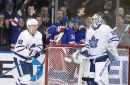 Hutchinson's struggles persist as Maple Leafs lose ugly to Rangers