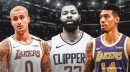 Knicks wanted Kyle Kuzma, Danny Green from Lakers for Marcus Morris, LA walked away late