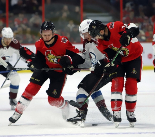 Sens extend latest losing streak to 4 games after offence goes missing vs. Avalanche