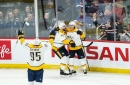 Nashville Predators 3, Calgary Flames 2: Preds Lean Heavily on Granlund, Saros For A Strong Finnish