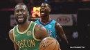 VIDEO: Celtics' Kemba Walker reacts to Marvin Williams joining the Bucks after buyout