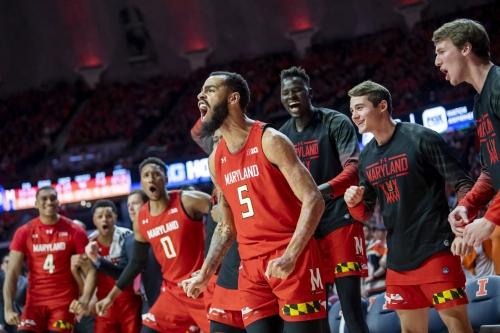 Friday 2/7 Big Ten Recap: Maryland Tops Illinois