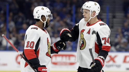 NHL Live Tracker: Senators vs. Jets
