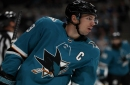 Sharks' Logan Couture takes another step toward return
