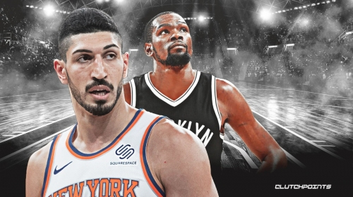 Enes Kanter reacts to Kevin Durant's reasoning for leaving OKC