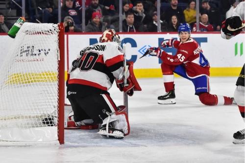 Jesperi Kotkaniemi adds two more assists in Rocket's overtime loss