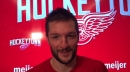 Get into the groove: Jonathan Bernier's stock keeps rising with Detroit Red Wings
