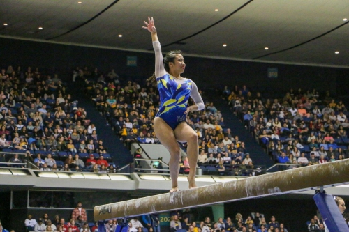 #5 UCLA Gymnastics Looks to Bounce Back After Narrow Loss to #11 Washington