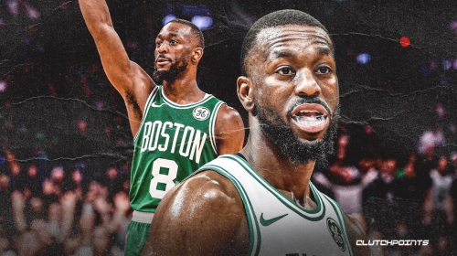 Celtics star Kemba Walker claims Marcus Smart is 'no question' the defensive player of the year
