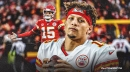 Chiefs QB Patrick Mahomes is trying to get behind-the-back passes installed in offense