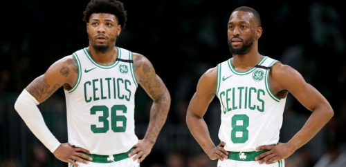 NBA News: Kemba Walker Says That Marcus Smart Should Win Defensive Player Of The Year
