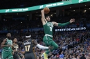 Balance and big plays late for seventh straight: 10 Takeaways from Celtics/Thunder