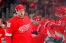 Detroit Red Wings' Anthony Mantha good to go, will return Tuesday in Buffalo