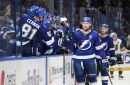 Tampa Bay Steven Stamkos Out With Lower-Body Injury