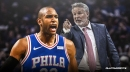 Brett Brown speaks out on Al Horford possibly coming off bench moving forward