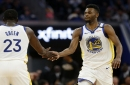Tuesday at Warriors HQ: How familiar faces are helping Andrew Wiggins acclimate to Golden State