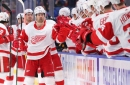 Detroit Red Wings welcome back Anthony Mantha, but still lose to Sabres, 3-2
