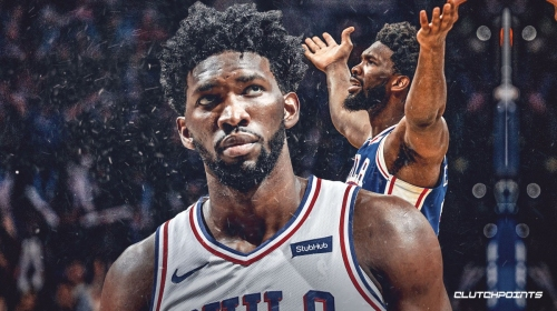 Joel Embiid says he's back to doing 'whatever I want'