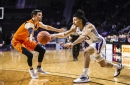 McGuirl dominated on both sides of the ball in 64-59 loss to Oklahoma State