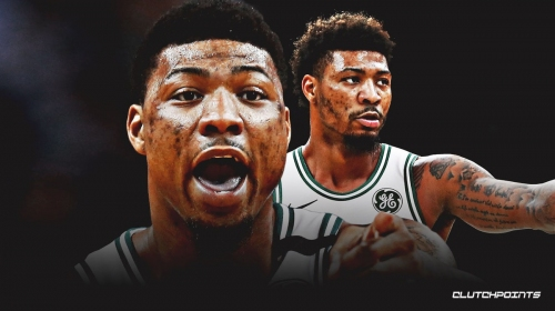 Marcus Smart believes Celtics should get 'superstar calls' given star-laden roster