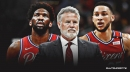 Brett Brown firing more likely than Joel Embiid or Ben Simmons trade this summer